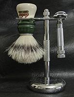 My doubleedge razor set